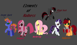 Elements of Madness by darknessMohag