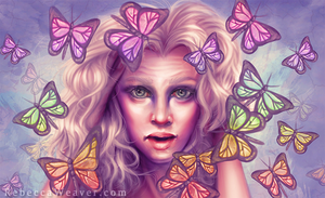 Butterflies by RebeccaFrank