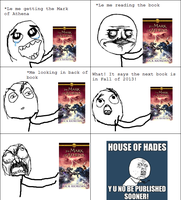 A Rage Comic for the Heroes of Olympus by 1T1S1T