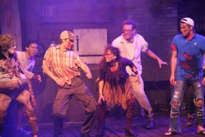 Evil Dead the Musical by 8thAndOliver