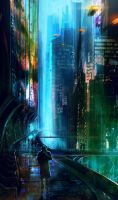 Blade Runner by norbface