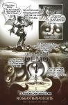 Legacy of Kain: Nosgoth comic demo page 4 by EvanStanley