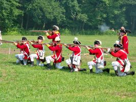 Revolutionary War stock 091 by dragon-orb