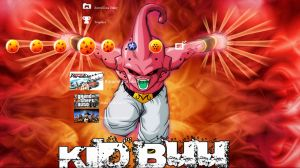 DBZ PS3 Theme by Photshopmaniac