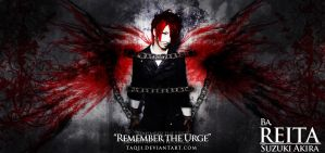 Reita, Despair of Urge by Taqii