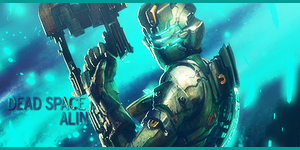 Deadspace Signature by alyn2rikla