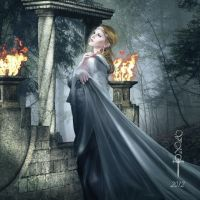 Sacrifice at Dawn by vampirekingdom