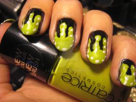 drippy nails by lowlance