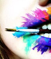 paint smile by natalie-rose8
