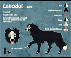 Character: Lancelot (Lance) by Zietro