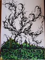 The Acid Tree by Kisses-of-night