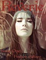 Cover for Reverie Magazine by DmajicPhotography