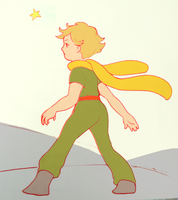 Little Prince by b-snippet