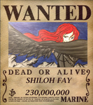 Wanted Shiloh Fay by vampheart410