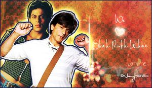 we love shah rukh khan by midnight-Nany