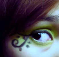 Earth Make-up by Rin-chanx0