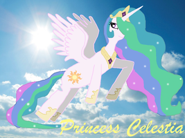 Princess Celestia by KoalaLover99