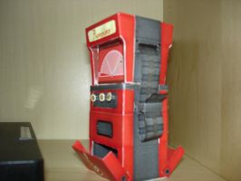 TF2 Dispenser Papercraft by koenigsegg-ccr