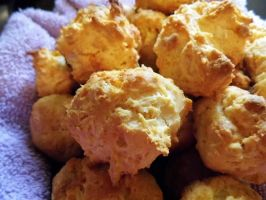 Cheese Biscuits by RebeKahsOwnPlace