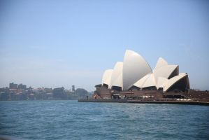 Sydney Opera House by lovesmp