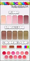 Paleta de Colores by Thoxiic-Editions