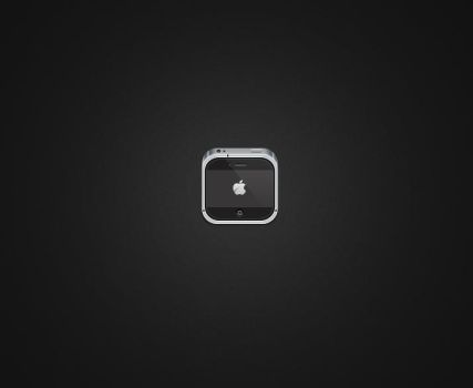 ..:: iphone Web Icon ::.. by vikas1307
