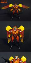 Beast Wars Rodimus by Unicron9