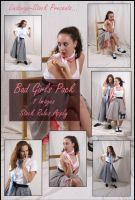 Bad Girls Pack by lindowyn-stock