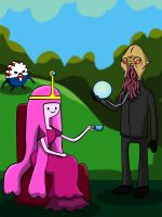 Ood in Ooo by richardnixon1968