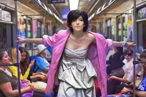 One subway story 2 by Kifir