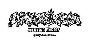Hip Hop Lexicon Coloring Project HHLCP by sameroner