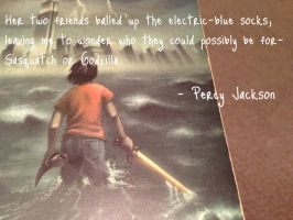 Percy Jackson Quote #5 by MoonlightMistress1
