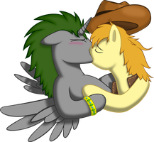 Poison Lies x Braeburn by SallemCat