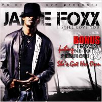 Jamie Foxx Album Cover by JKLinc