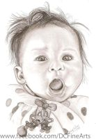 Baby Portrait by FlyingFancy1