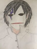 Hei (Darker Than Black) by UNoWhoOwnsArt