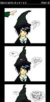Death Note: Sorted, Part 2 by squidshock