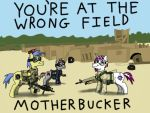 You're At The Wrong Field Again Motherbucker by Ace156212