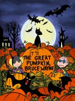 It's The Great Pumpkin, Bruce Wayne by AmandaRodgers