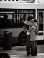 Bus Stop by thankx4stayin