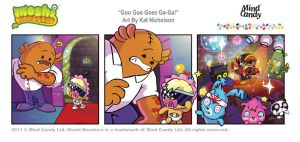 Goo Goo Goes Ga-Ga by KatCardy