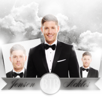 PNG Pack(16) Jensen Ackles by blacktoblackpngs