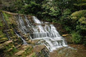 Burrville Cidermill falls by jamberry-song