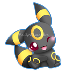 Umbreon v3 by Clinkorz
