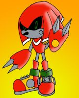 Metal Knuckles R version by Wakeangel2001