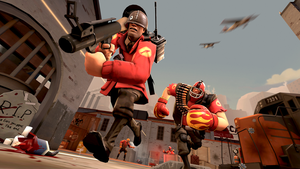 [SFM] Middle Point Rumble by Legoformer1000