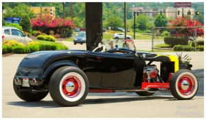 A Very Cool Hot Rod by TheMan268