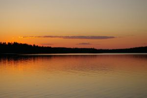 Lake Saimaa Sunset 18 by wolfheart83