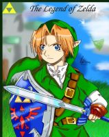 LoZ- Ocarina of Time by yohfan