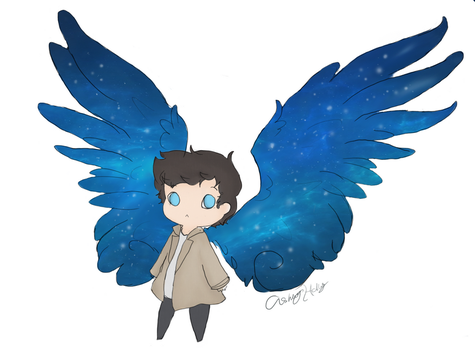 Galaxy Cas by SkittleKitty123